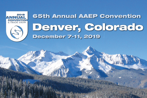 65th Annual AAEP Convention