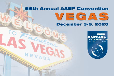 66th Annual AAEP Convention